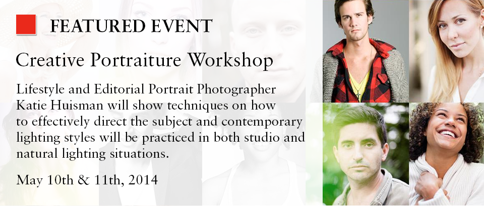 Creative Portraiture Workshop