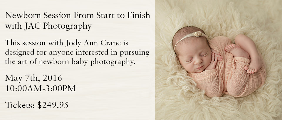 Newborn Session From Start to Finish