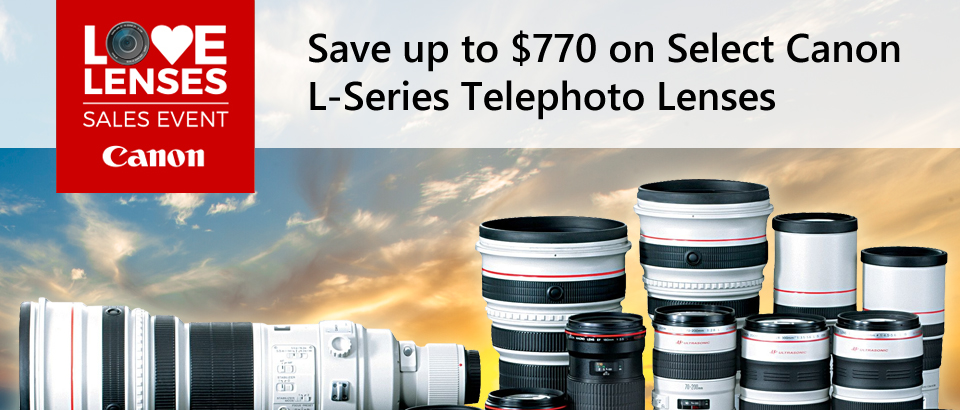 Canon Love Lenses Sale
