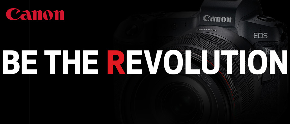 Canon EOS R Launch