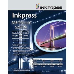 Inkpress Metallic Satin