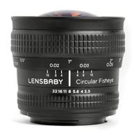 Lensbaby Circular Fisheye 5.8mm f3.5 - Sony E Mount