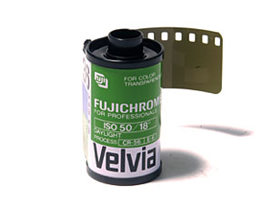 Fujichrome RVP Velvia 50 35mm