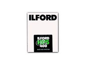 Ilford HP5 Plus - 5x7 25 Sheets