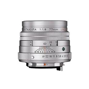 Pentax FA 77 mm f1.8 Limited - Silver