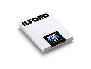 Ilford FP4 -5x7 - 25 sheets