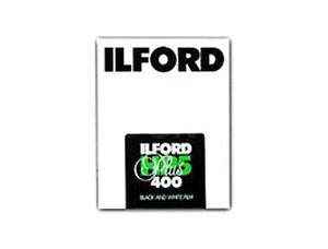 Ilford HP5 Plus - 4x5 - 25 sheets