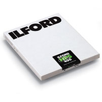 Ilford Hp5 Plus - 8x10, 25 Sheets
