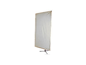 Aurora 40x72 Lite Panel Kit: Silver/White