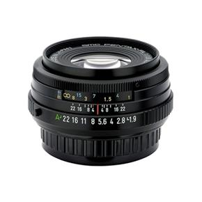 Pentax FA 43 mm f1.9 Limited - Black