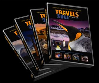 Art Wolfe DVD Season 1: Travels To The Edge