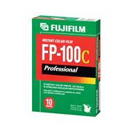 Fuji FP-100C Instant Film - 10 Exposures