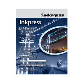 "Inkpress 8.5""x11"" Metallic 255gsm - 50 Sheets"