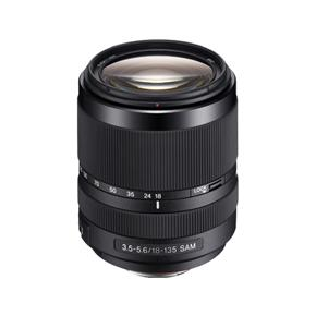Sony 18-135mm f/3.5-5.6 DT SAM
