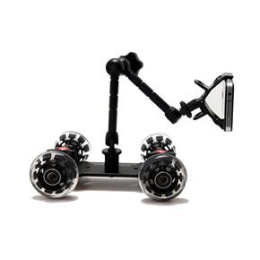 Photography and Cinema Pico Flex Dolly Kit