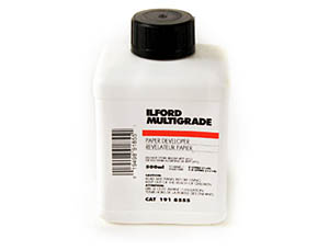 Ilford MG Developer 500ML