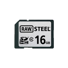 Hoodman RAW Steel 16GB SDHC Card