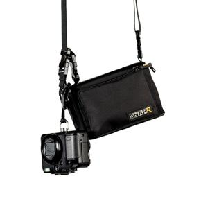 Black Rapid SnapR Bag and Strap