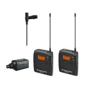 Sennheiser EW-100 ENG G3 Lavalier On-Camera Kit