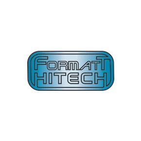 Formatt Hitech Graduated ND - 100mm Hard 0.6