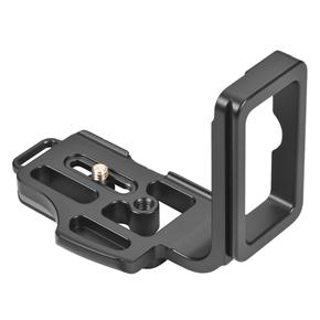 Kirk L Bracket for the Nikon D800 / D800E