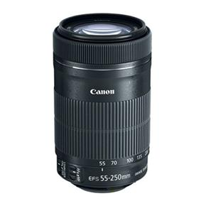 Canon EF-S 55-250mm f4.5-5.6 IS STM