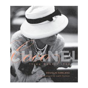 Douglas Kirkland: Coco Chanel/Three Weeks 1962