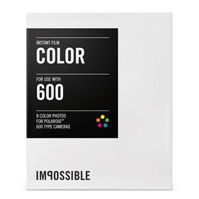 Impossible Project Colour Film for 600