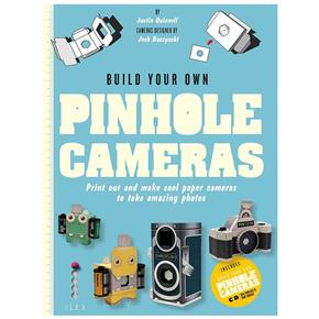 Justin Quinnell: Build Your Own Pinhole Cameras