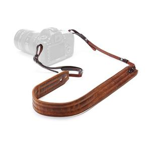 ONA The Presidio Camera Strap - Antique Cognac