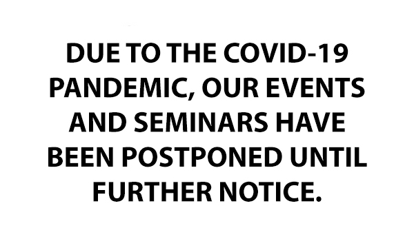 COVID-19 Events Notice