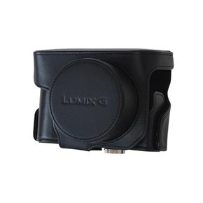 Panasonic DMW-PHS84XPR ZS100 Leather Case