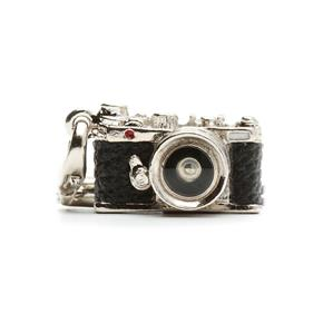Japan Hobby Tool Miniature Camera Charm - SLR Black