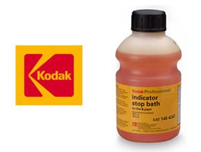 Kodak Indicator Stop Bath 16oz