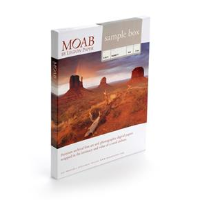 Moab 8.5x11 Sample Box
