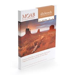 Moab 8.5x11 Slickrock Metallic Silver 300 - 100 Sheets
