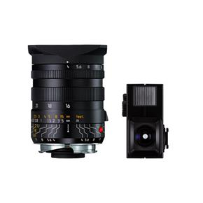 Leica Tri-Elmar-M 16-18-21mm f4 with Universal Wide-Angle Viewfinder