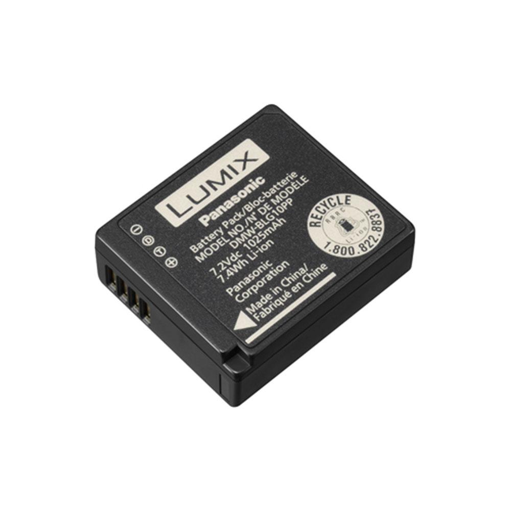 Vagabond Mini Strobe Battery Pack Rental: Panasonic DMW-BLG10 Battery Pack