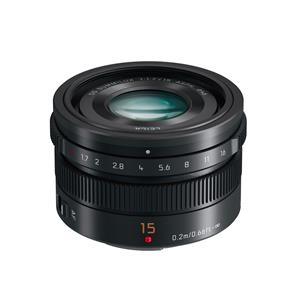 Panasonic Lumix G Leica DG Summilux 15mm f1.7 ASPH